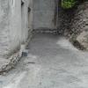 Demolición pavimento plaza